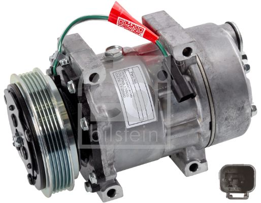 Original HONDA Kompressor Klimaanlage 35389