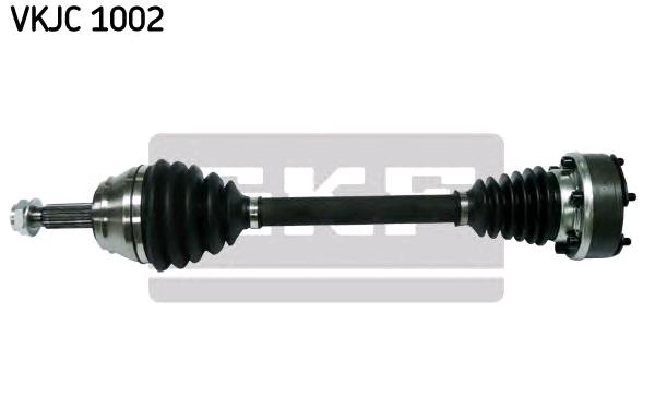 Antriebswellen VW Passat B4 35i hinten und vorne 1995 - SKF VKJC 1002 (Länge: 556mm, Außenverz.Radseite: 22)