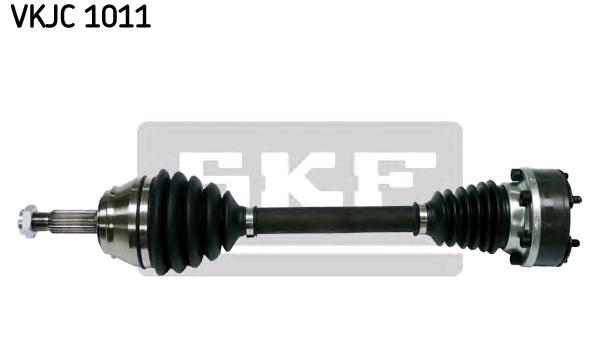 VW POLO 2016 Antriebswelle - Original SKF VKJC 1011 Länge: 535mm, Außenverz.Radseite: 22