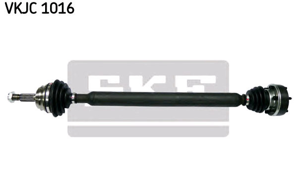 Antriebswelle VW Passat B4 35i hinten und vorne 1992 - SKF VKJC 1016 (Länge: 796mm, Außenverz.Radseite: 22)