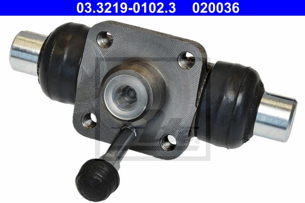 Buy original Brake system ATE 03.3219-0102.3