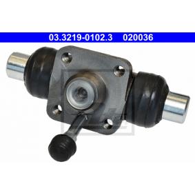 020036 ATE Piston Ø: 19,05mm Wheel Brake Cylinder 03.3219-0102.3 cheap
