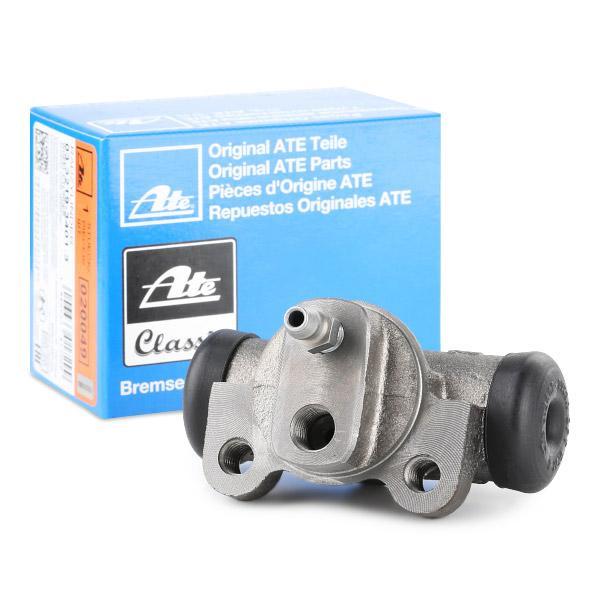 Hjulcylinder ATE 03.3219-3401.3 Recensioner