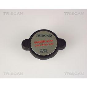 86105 Verschlussdeckel, Kühler TRISCAN 8610 5 - Große Auswahl - stark reduziert