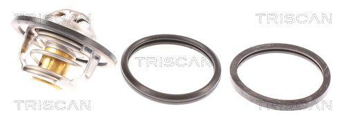 8620 7688 TRISCAN Öffnungstemperatur: 88°C, separates Gehäuse Thermostat, Kühlmittel 8620 7688 günstig kaufen