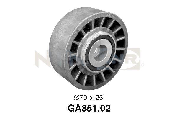 Spännrulle, aggregatrem SNR GA351.02 Recensioner