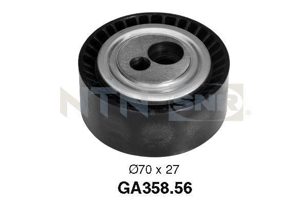 Acheter Poulie-tendeur de courroie d'accessoire SNR GA358.56 à tout moment