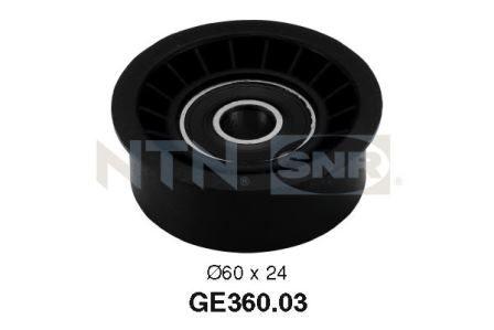 GE360.03 SNR Umlenkrolle Zahnriemen GE360.03 günstig kaufen