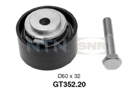 SNR Spannrolle, Zahnriemen GT352.20