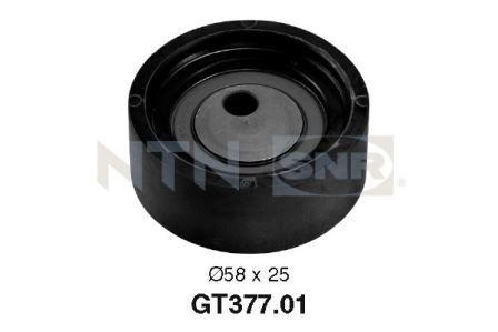SNR Spannrolle, Zahnriemen GT377.01