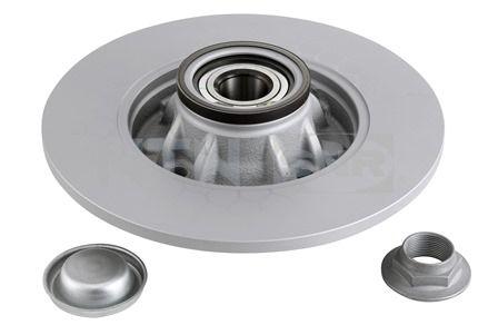Origine Disques de frein SNR KF159.61U (Ø: 249mm, Nbre de trous: 4, Épaisseur du disque de frein: 9mm)