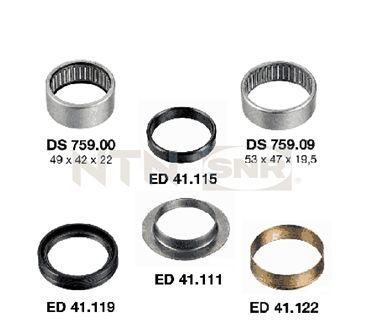 Acheter Kit de réparation corps de l'essieu SNR KS559.08 à tout moment