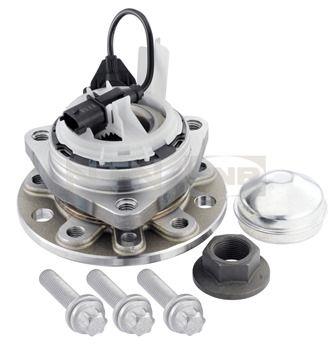 Купете R153.40 SNR с интегриран магнитен сензорен пръстен Комплект колесен лагер R153.40 евтино