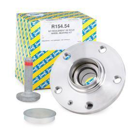 R154.54 SNR mit integriertem magnetischen Sensorring Radlagersatz R154.54 günstig kaufen