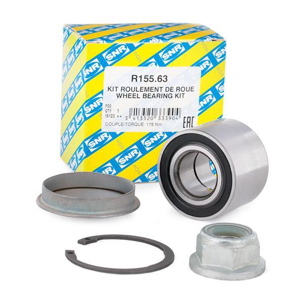 SNR   Kit de roulement de roue R155.63