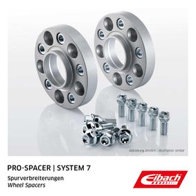 90725045 EIBACH Pro-Spacer Spurverbreiterung S90-7-25-045 günstig kaufen