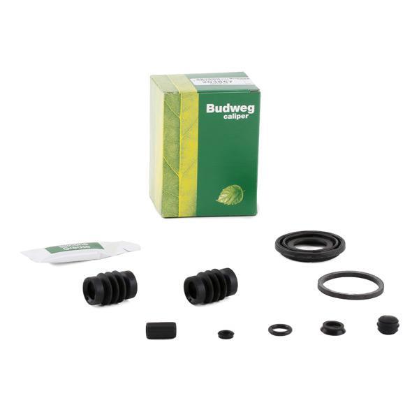 BUDWEG CALIPER: Original Bremssattel Reparatursatz 203857 (Ø: 38mm)