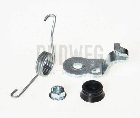 Acheter Kit de réparation, axe de frein de stationnement BUDWEG CALIPER 2099365 à tout moment
