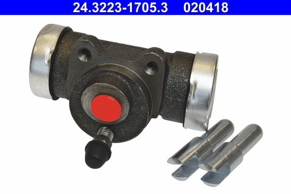 Hjulsylinder, brems ATE 24.3223-1705.3 Anmeldelser