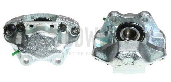 BUDWEG CALIPER: Original Bremszange 34122 (Ø: 44mm, Ø: 44mm, Bremsscheibendicke: 11mm)