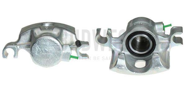 BUDWEG CALIPER: Original Bremssattel 34905 (Ø: 54mm, Ø: 54mm, Bremsscheibendicke: 12,7mm)