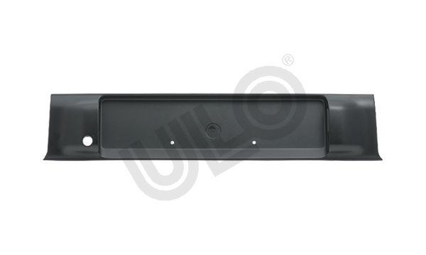 Pannello / supporto pannello targa 2001009 ULO — Solo ricambi nuovi