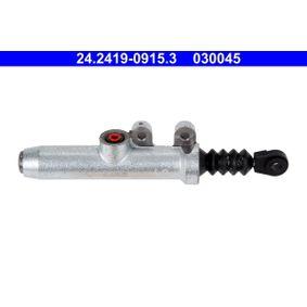 Geberzylinder Kupplung für Kupplung ATE 24.2419-0917.3