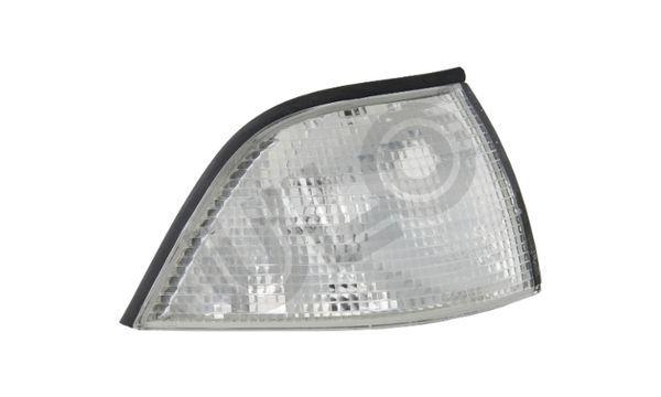 6601-02 ULO pravá, přední, s držákem žárovky, transparentní Blikač 6601-02 kupte si levně