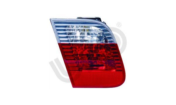 7235-03 ULO links, innerer Teil, ohne Lampenträger Lichtscheibenfarbe: glasklar Heckleuchte 7235-03 günstig kaufen