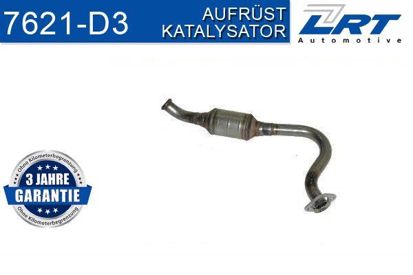 Original Euro1- / euro2- / d3 konvertavimas 7621-D3 Renault