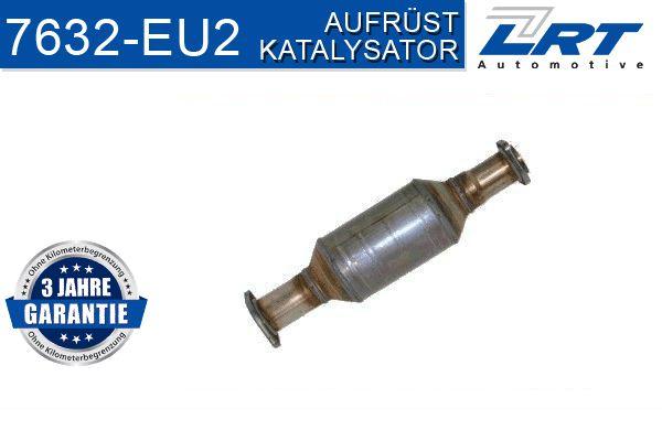 Original Euro1- / euro2- / d3 konvertavimas 7632-EU2 Renault