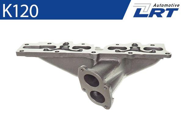 K120 LRT Grenrör, avgassystem – köp online