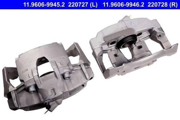 220728 ATE ohne Halter Bremssattel 11.9606-9946.2 günstig kaufen