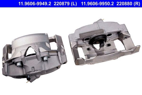 220879 ATE ohne Halter Bremssattel 11.9606-9949.2 günstig kaufen