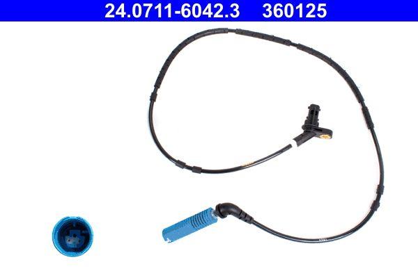 Capteur, vitesse de roue ATE 24.0711-6042.3 Avis