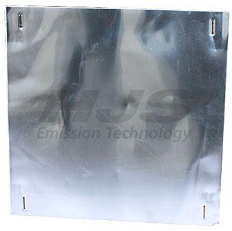 Original MINI Hitzeblech Endschalldämpfer 90 60 3150