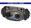 Brzdovy valecek 24.3220-1112.3 Focus Mk1 Hatchback (DAW, DBW) 1.6 16V 100 HP nabízíme originální díly