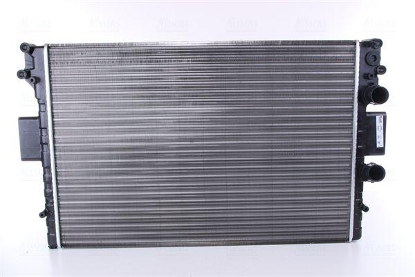 61985 NISSENS ohne Rahmen, Kühlrippen mechanisch gefügt, Aluminium Kühler, Motorkühlung 61985 günstig kaufen