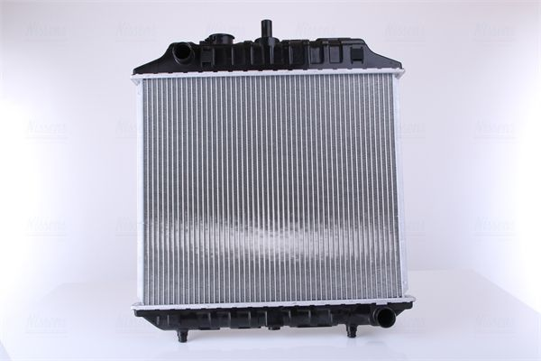 NISSENS Kühler, Motorkühlung 62516