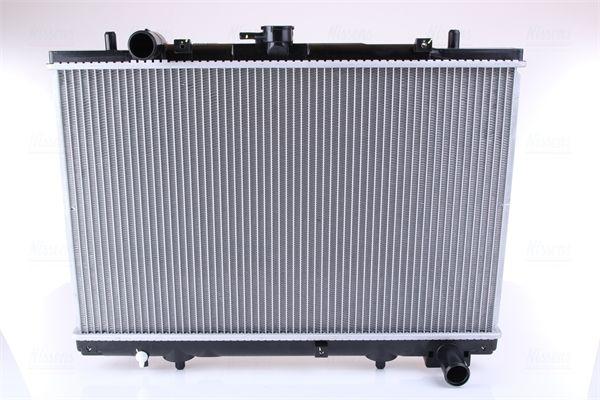 NISSENS Kühler, Motorkühlung 62809