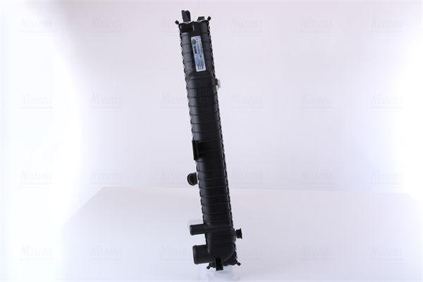 62840 NISSENS ohne Rahmen, Kühlrippen gelötet, Kupfer Kühler, Motorkühlung 62840 günstig kaufen