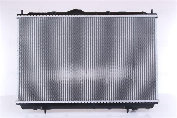 62858A Kühler NISSENS - Markenprodukte billig