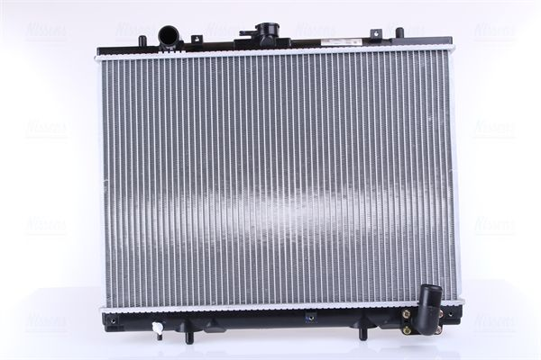 NISSENS Kühler, Motorkühlung 62892