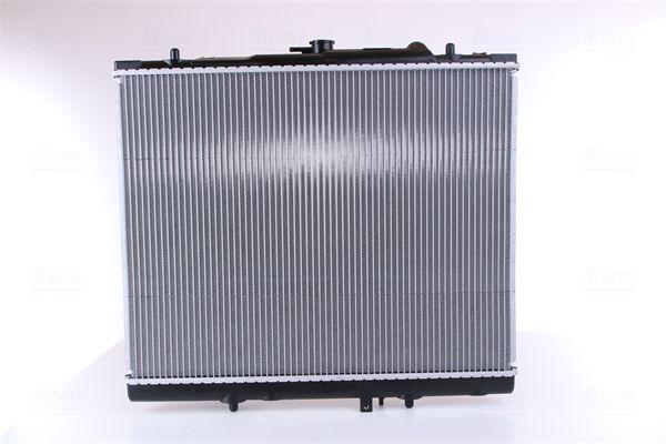 62895A Kühler NISSENS - Markenprodukte billig