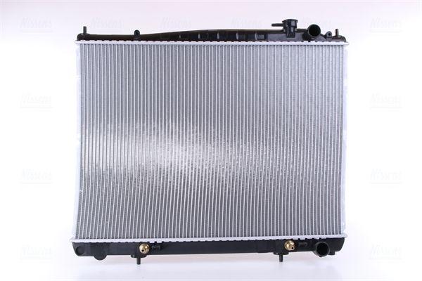 62916 NISSENS ohne Rahmen, Kühlrippen gelötet, Aluminium Kühler, Motorkühlung 62916 günstig kaufen