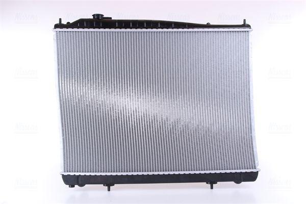 62916 Kühler NISSENS - Markenprodukte billig