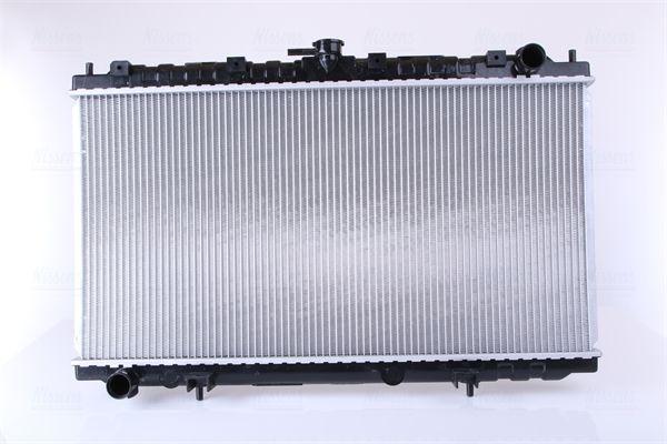 62927A NISSENS ohne Rahmen, Kühlrippen gelötet, Aluminium Kühler, Motorkühlung 62927A günstig kaufen