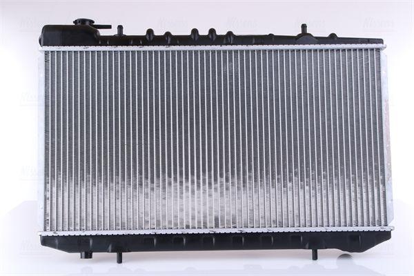 NISSENS | Kühler, Motorkühlung 62940