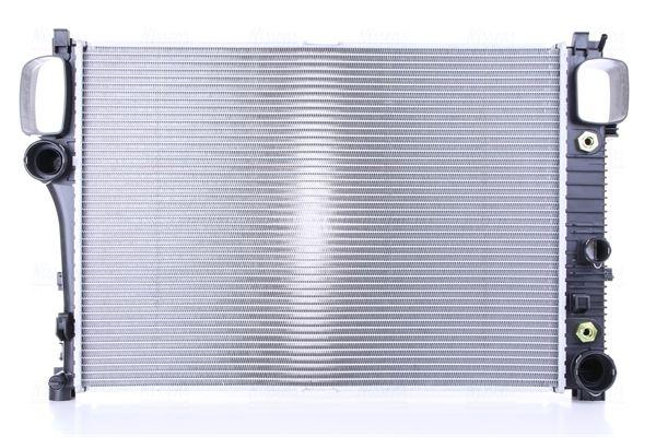 67107A NISSENS ohne Rahmen, Kühlrippen gelötet, Aluminium Kühler, Motorkühlung 67107A günstig kaufen