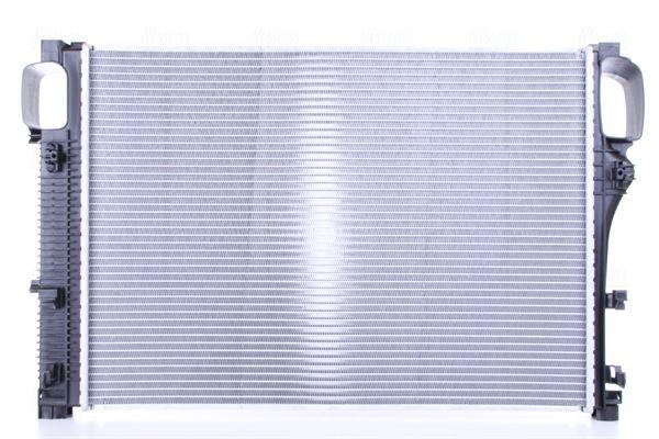 67107A Wasserkühler NISSENS 67107A - Große Auswahl - stark reduziert